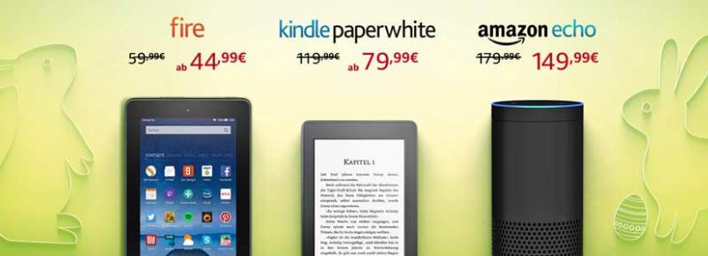 Amazon Echo günstiger - unter 150 Euro