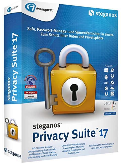 Kostenlose Verschlüsselung - Safe für Dropbox, One Drive, Google Drive, Telekom Cloud
