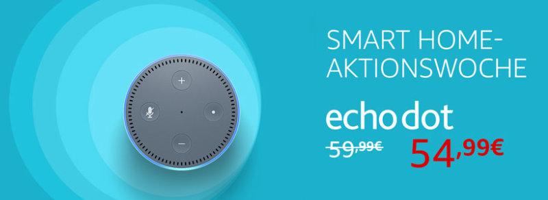 Amazon - Smart Home Aktionswoche