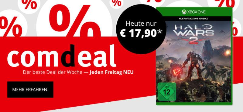 Halo Wars 2 für Xbox One unter 20 Euro