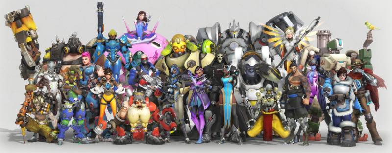 Overwatch kostenlos spielen - 26 - 29. Mai 2017