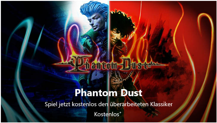 Phantom Dust - Gratis Spiel für Xbox One und Windows 10 PCs