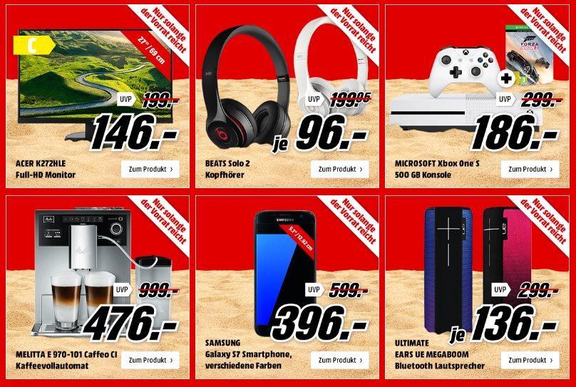 MediaMarkt Xbox One S Angebot