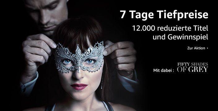 7 Tage Tiefpreise - Heimkino - Filme und Serien stark reduziert