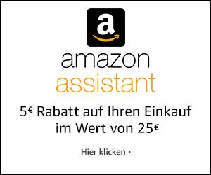 5 Euro Amazon Gutschein ohne Aufladung - nur Browsererweiterung installieren