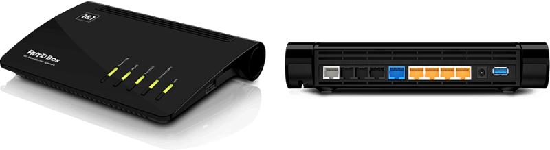 FRITZ!Box 7590 bei AVM als 1&1 HomeServer Speed+ erhältlich