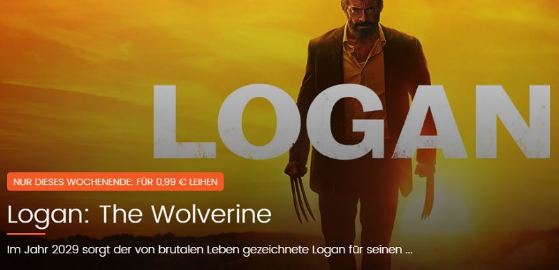 Logan - The Wolverine leihen