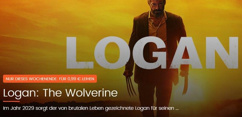 Logan - The Wolverine leihen