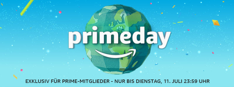 Prime Day 2017 - Tagesangebote im Bereich Technik