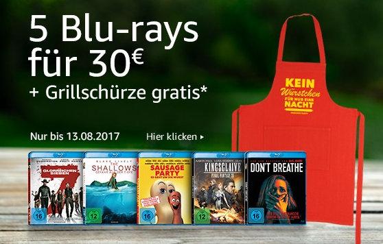 Heimkino-Angebote - Filme und Serien auf DVD und Blu-ray günstiger