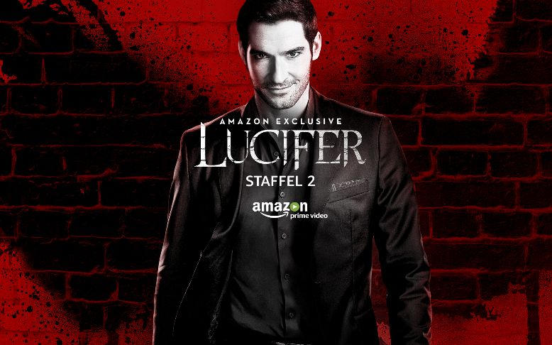 Lucifer - Staffel 2 bei Amazon Prime Video