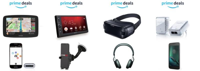 Prime Deals Donnerstag - viel Technik