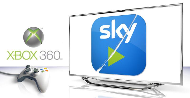 Sky Go-App für Microsoft Xbox 360 wird eingestellt - Keine App für Xbox One in Sicht