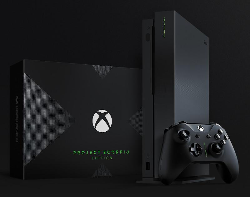 Xbox One Scorpio Edition - Wo bestellbar? Ausverkauft?