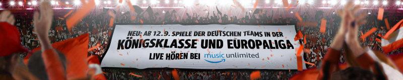Champions League und Europa Leauge Livestreams