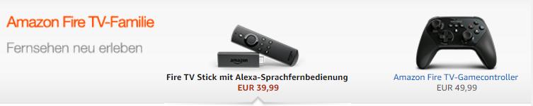 Kommt ein neues Fire TV mit HDR? Oder ein Fire TV Stick mit 4K/UHD und HDR?
