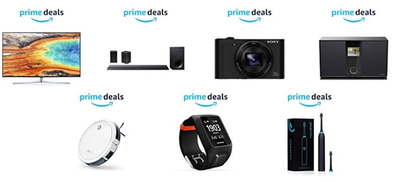 Prime Deals Donnerstag - Samsung UHD-TVs günstiger