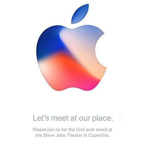 Apple - Vorstellung neues iPhone - September 2017