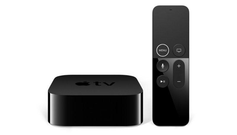 Apple TV mit 4K und HDR - Apple TV 4K