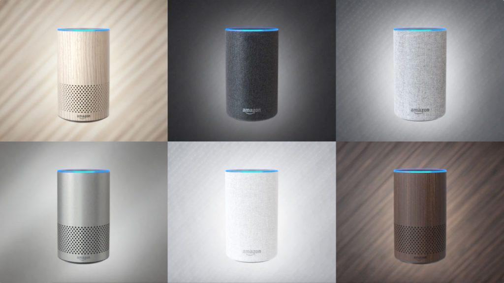 Neuer Amazon Echo - 2. Generation 2017 für unter 70 €