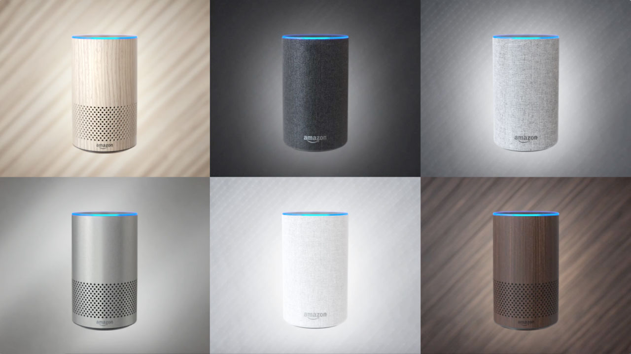 Amazon Echo - neu - 2. Generation - Designs - vorbestellen