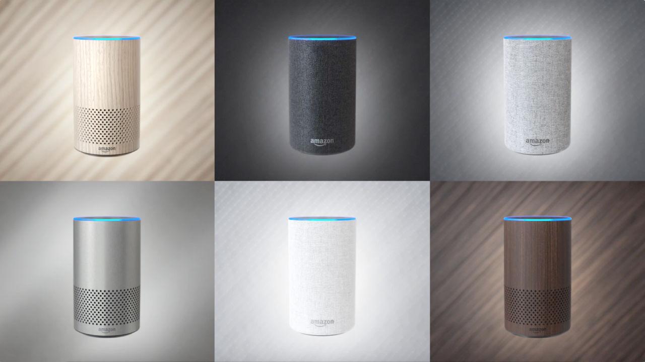 Amazon Echo - neu - 2. Generation - Designs - vorbestellen