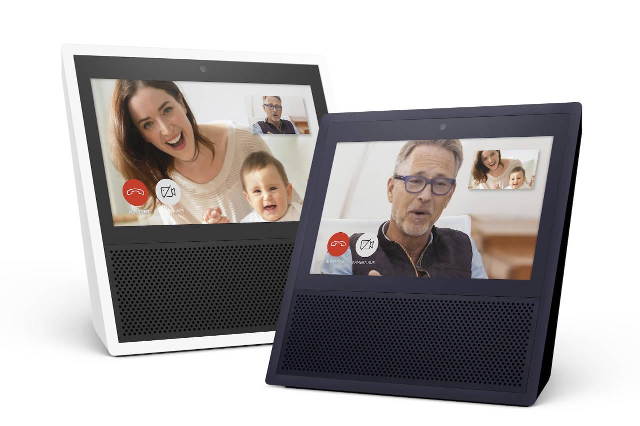Amazon Echo Show jetzt auch in Deutschland