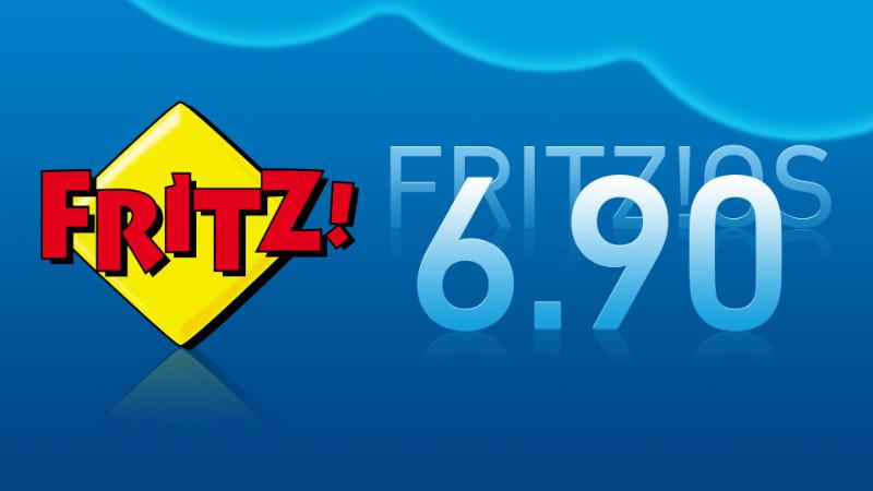 FRITZ!OS 6.90 Update Firmware für Fritzbox 7590 und 7490