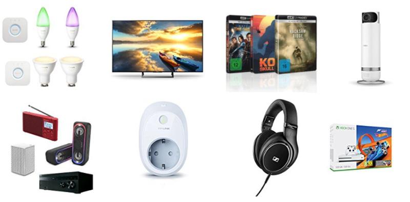 Tag 5 der Herbst-Angebote-Woche bei Amazon