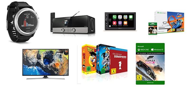 Tag 6 der Herbst-Angebote-Woche bei Amazon