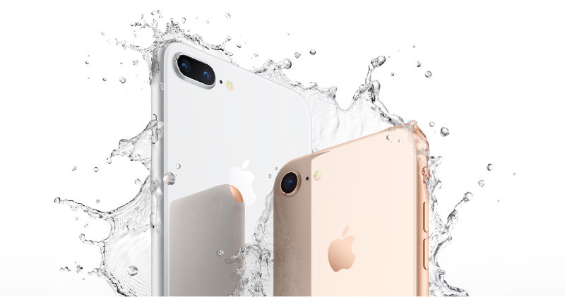 Apple iPhone 8 und 8 Plus vorgestellt - Neue Apple Smartphones September 2017