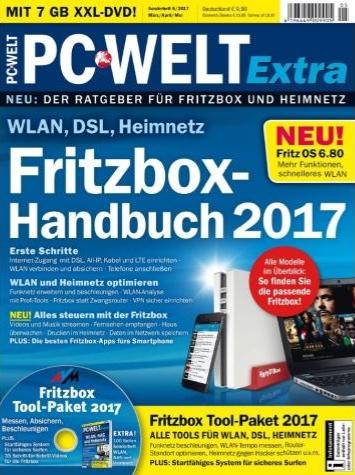 Handbuch - Einrichtung Fritzbox, WLAN, Heimnetz, VPN und mehr