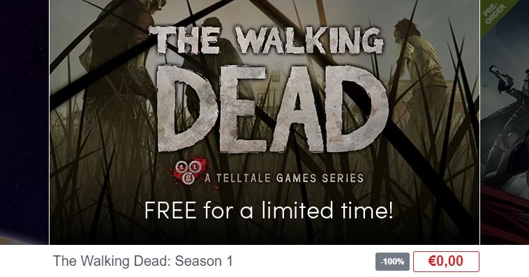 The Walking Dead - Season 1 Computerspiel kostenlos - Windows und MacOS