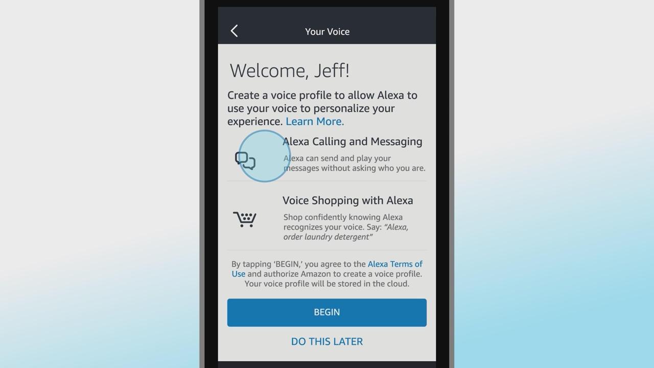 Stimmprofile für Alexa und Amazon Echo vereinfachen Nutzung im Mehrpersonenhaushalt