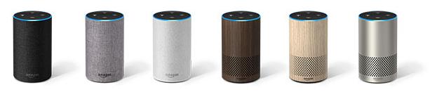 Amazon Echo (2017) Hüllen / Gehäuse einzeln kaufen
