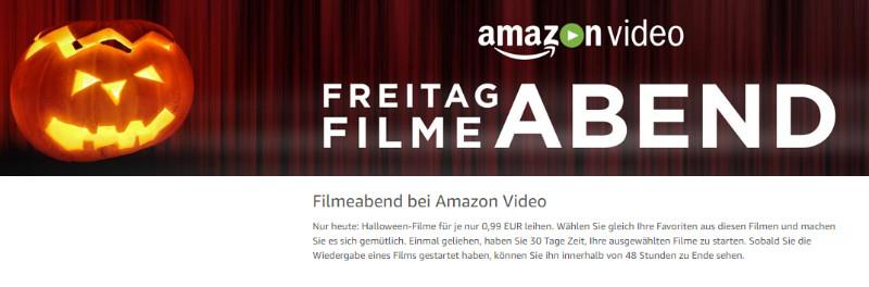 Freitagskino - Filme für 99 Cent streamen - Freitag Filme Abend