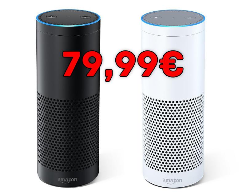 Amazon Echo erste Generation neu unter 80 €