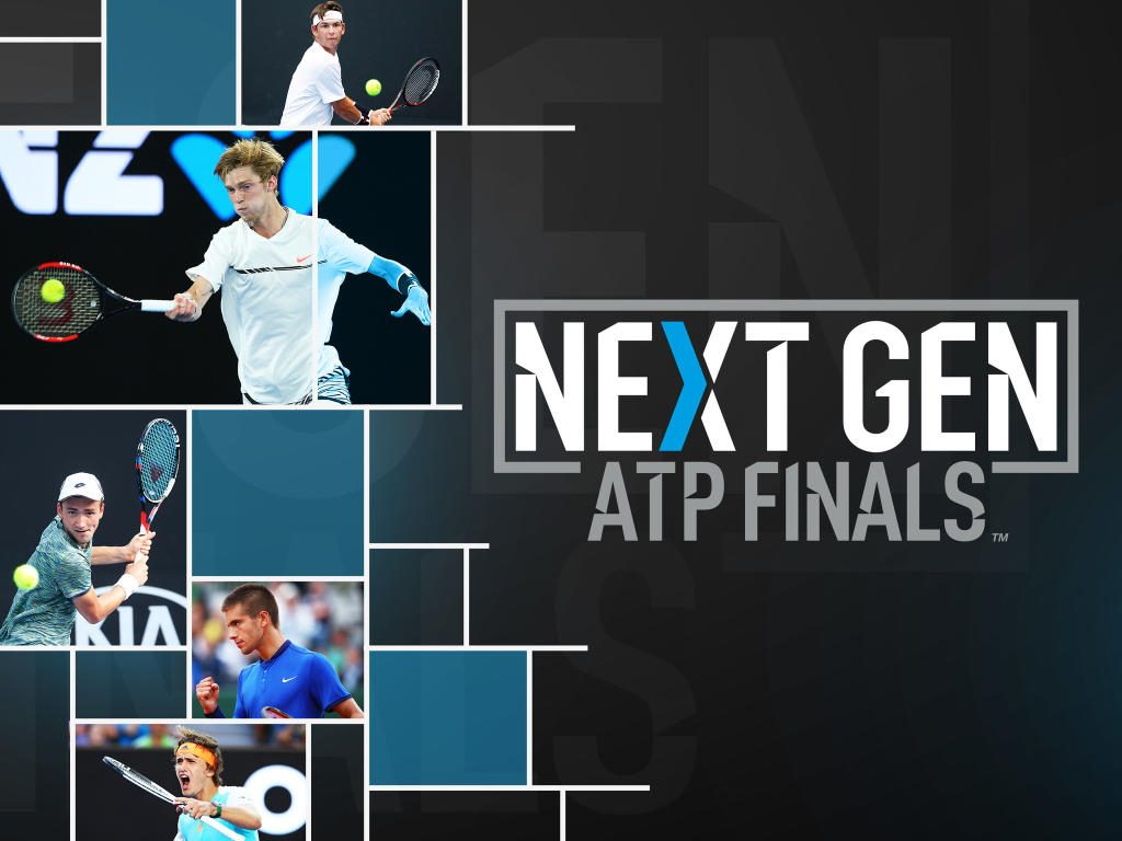 Live-Tennis bei Amazon Prime Video - Next Gen ATP Finals