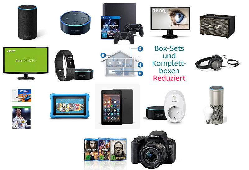Cyber Monday Woche - Angebote Tag 2