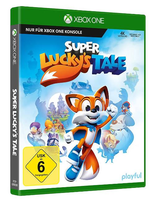 Xbox One und Xbox One X in 4K - Super Luckys Tale für unter 20 €