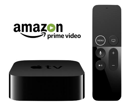 Amazon Prime Video App jetzt auch auf dem Apple TV 2, Apple TV 3 und Apple TV 4K