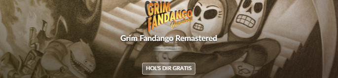 Grim Fandango Remastered (PC) gratis Download