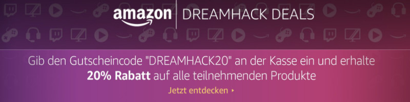 DreamHack 2018 in Leipzig - eSports, LAN-Party, Gaming-Festival