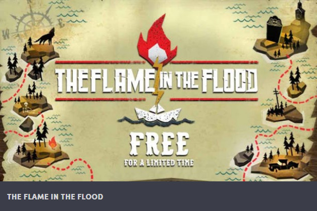 The Flame in the Flood für PC / Mac- Kostenloses Spiel - Steam