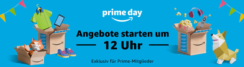 Prime Day 2018 - Preise Fire TV, Echo, Kindle, Fire Tablet, Echo Spot