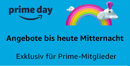 Prime Day 2018 - Liste Angebote - Tag 2