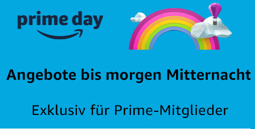 Prime Day 2018 - Liste Angebote