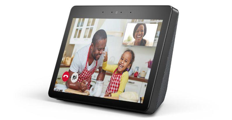 Amazon Echo Show - 2. Generation - Echo mit großem Bildschirm