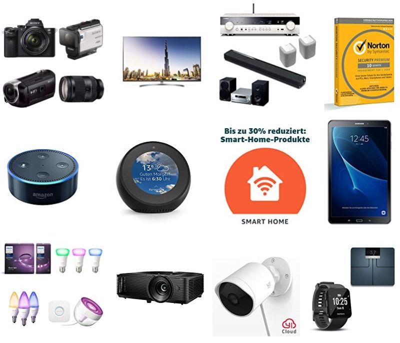 Amazon Herbst Schnäppchen - Herbst Angebote Woche 2018 - Technik