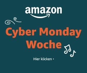 Cyber Monday Woche 2018 und Black Friday 2018 bei amazon.de